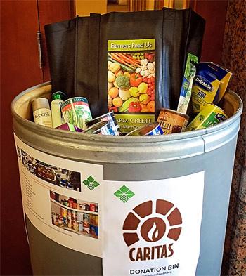 caritas food