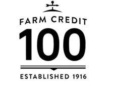 Farm Credit 100 logo
