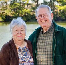 Bobbie and Ed Prater