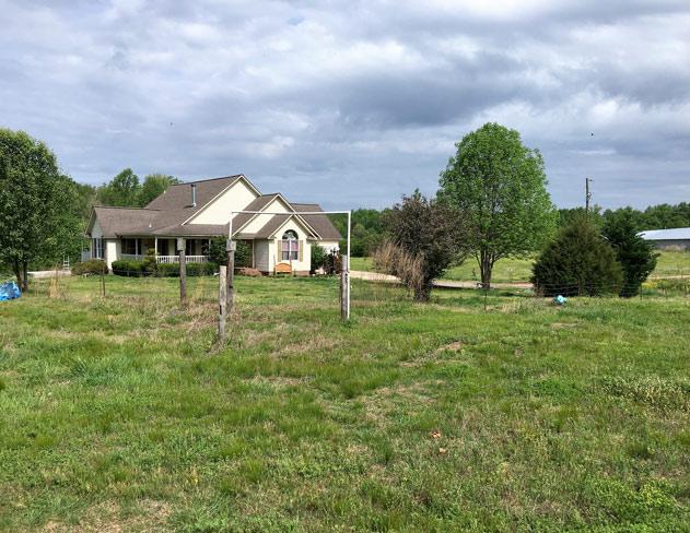 47 acres near Asbury Community