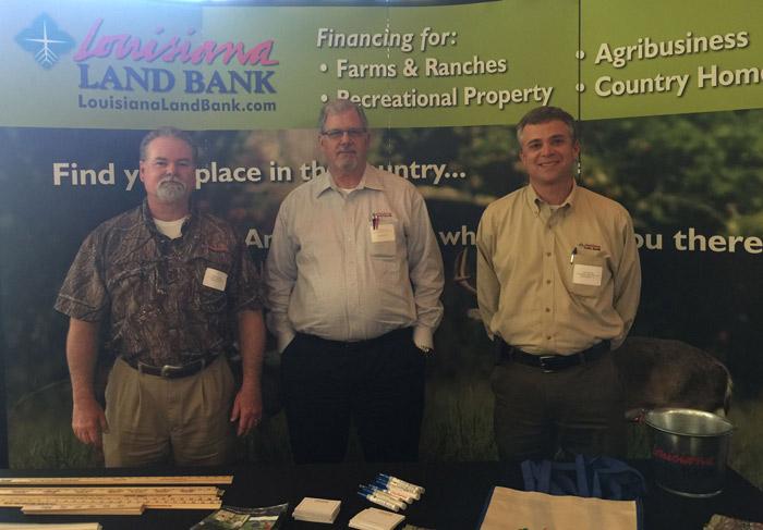 La-Tex-Ark Forestry Forum participants
