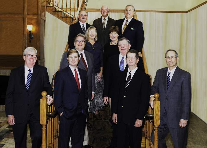 Louisiana Land Bank 2015-2016 Board of Directors