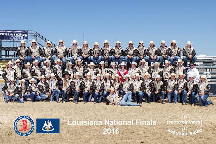 Louisiana High School Rodeo Association