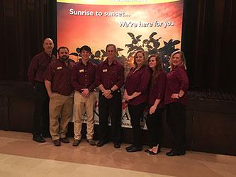 Louisiana Land Bank Monroe and Tallulah branch staff