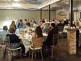 Shreveport customers enjoy dinner