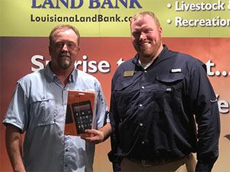 Louisiana Land Bank Winnsboro branch staff