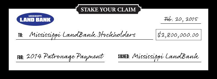 patronage check