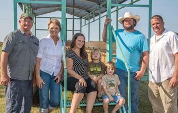 Chaloupka Family, Four E Dairy