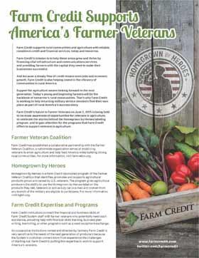 TXFCS supports farmer veterans