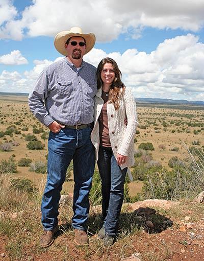 Kyle and Kaisa Jones