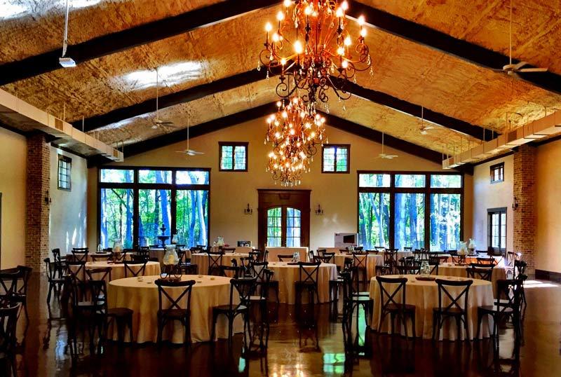 Hillsboro appreciation dinner at Hidden Waters Event Center