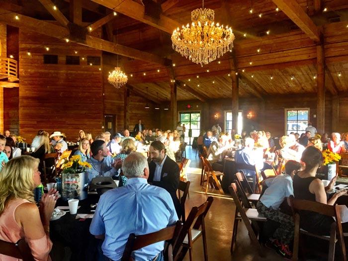 Denton Credit Office Hosts Annual Dinner