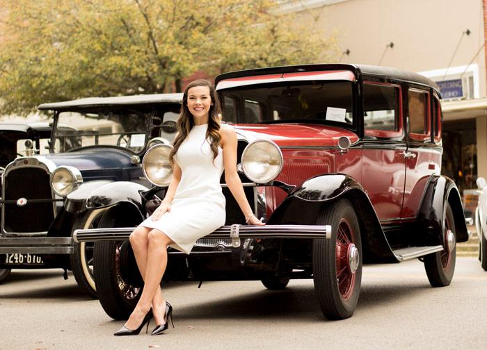 Allika Roman Lone Star Ag Credit Scholarship
