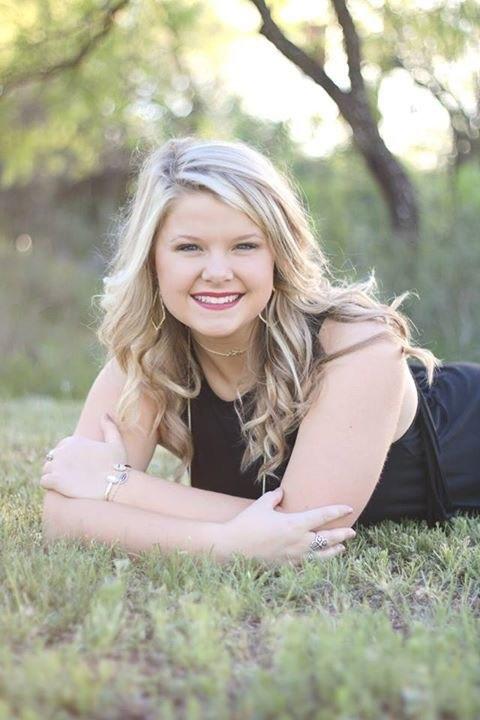 McKenzie Arrott 2017 Lone Star Ag Credit Scholarship