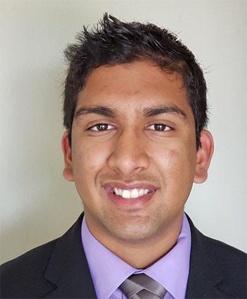 Neeraj Bhakta Lone Star Ag Credit Scholarship Recipient