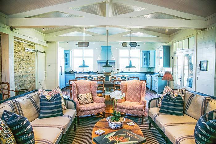 Questad living room