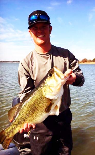 Jordan Grimm Lake Whitney