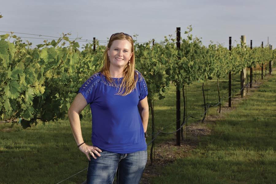 Amanda Hatchett of Denton Valley Farms